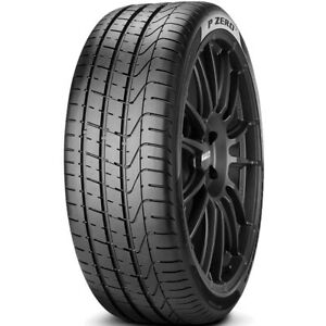 Pirelli P Zero 255 35r20 Zr 97w Xl vol Performance Tire