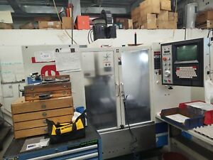 Fadal Vmc 3016 Vertical Machining Center Expanded 4mb Memory Upgraded W Usb