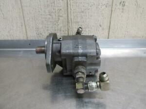 Parker Commercial M51 Series Hydraulic Gear Motor 10 5 25 Gpm 2000 Rpm 25 5 Hp