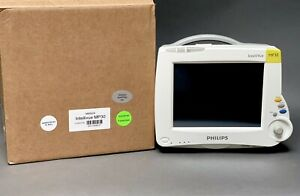 New Philips Intellivue Mp30 Touch Screen Patient Monitor With Printer