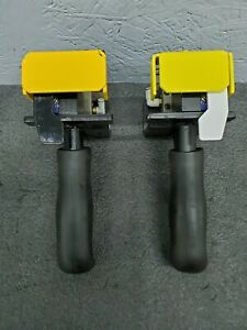Lot Of 2 Knight Pneumatic And Electric Hoist Balancer Control Handle Zcmd21m12