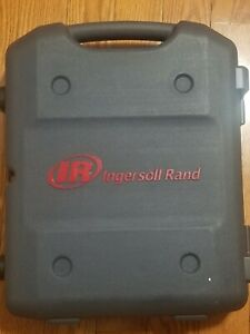 Ingersoll Rand W5150 K12 1 2 In Mid Torque Impact Wrench Kit 2 5 Ah Brand New