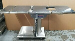 Skytron 6500 Surgical Table Completely Remanufactured C arm Table