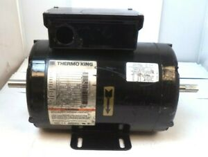 104 741 Thermo King Double shaft Motor 1e44505g01 1040741