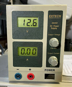 Extech 382202 Variable Dc Power Supply Parts