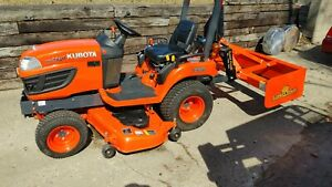 extremely Low hrs Kubota Bx2360 Tractor 23hp 10 500 Cash W work 36hrs
