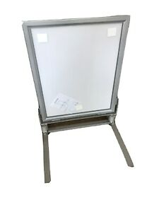 Wind Sign 22x28 Viewing Window Commercial Grade 4 Available some Assembly Req