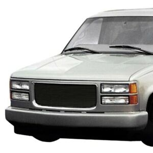 For Gmc Yukon 1994 1999 Cw Grilles Brushed Billet Main Grille