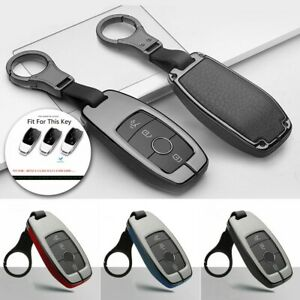 Car Key Case Shell Holder Keychain Fob Cover Bags For Mercedes Benz E S Class