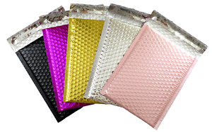 6 x9 Metallic Bubble Mailers Shipping Mailing Padded Envelope