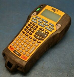 Dymo Rhino 6000 Handheld Portable Industrial Label Maker Tested Working