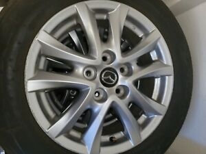 Mazda 3 16 Wheels And Tires Set Of 4