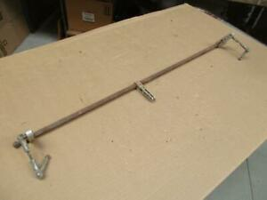 Vw Dual Carb Linkage Type 3 27 3 4 Inch Hex Bar
