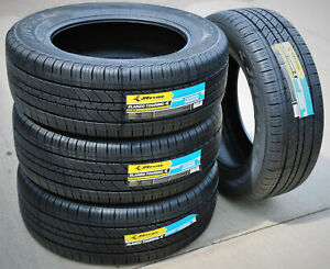 4 New Jk Tyre Elanzo Touring 235 70r16 104t As A S All Season Tires