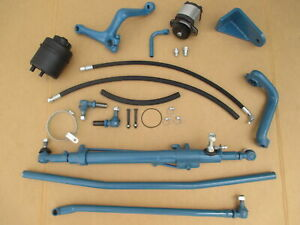 Power Steering Conversion Kit With Pump For Ford 2000 3000 3600 3610