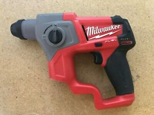 Milwaukee 2416 20 12v 5 8in M12 Fuel Sds Plus Rotary Hammer Tool Only F M