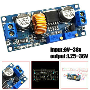 Dc Step Down Constant Current Buck Regulator For Battery Charger Led Driver Us