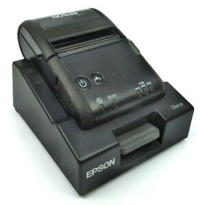 Epson Tm p20 012 Point Of Sale Mobile Direct Thermal Receipt Printer C31ce14012