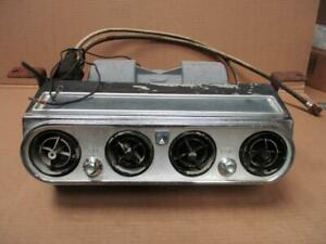 65 66 Ford Mustang Under Dash A C Air Conditioning Unit Original