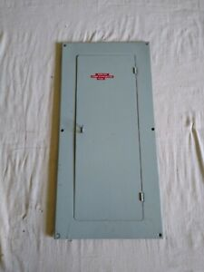 Ite Imperial Electrical Cabinet Front Panel Box Cover 30 Space