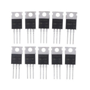 10pcs Irf540n Irf540 To 220 N channel 33a 100v Power Mosfet_s_hlexatyr