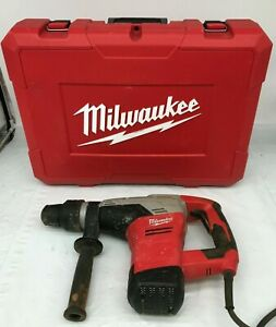 Milwaukee 5317 21 Sds max Rotary Hammer 1 9 16 In G