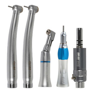 Nsk Style Pana Max Dental High And Low Speed Handpiece Kit 2 4 Hole Aj