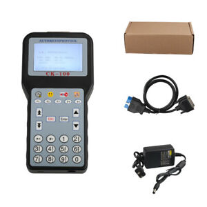 Ck 100 V46 02 With 1024 Tokens Programmer Sbb Update Version Immo Support G Chip
