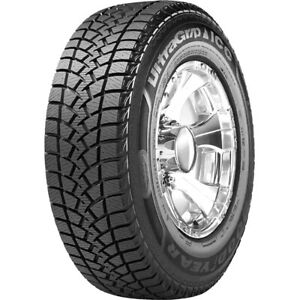 Goodyear Ultra Grip Ice Wrt Lt 265 70r17 Load E 10 Ply Studless Snow Tire