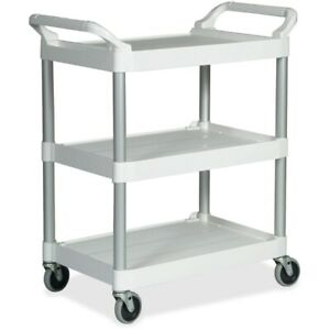 Rubbermaid Commercial Utility Cart 342488owh 342488owh 1 Each