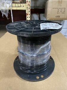Southwire 500 Ft 6 Black Stranded Cu Simpull Thhn Wire