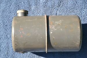 Nos Wisconsin Engine Fuel Gas Tank Air Cooled Single Cylinder