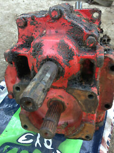 International Ih 966 1066tractor Parts Dual Range Pto Assembly 540 1000