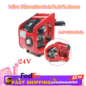 24v Co2 Gas Shielded Automatic Wire Feeder Welding Machine Heavy Duty Durable Us