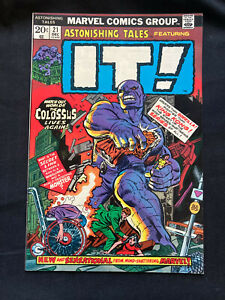 ASTONISHING TALES #21 9.0 IT THE LIVING COLOSSUSSTAN LEETWO STORIES 1973 $18.98
