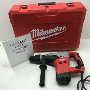 Milwaukee 5317 21 Sds max Rotary Hammer 1 9 16 In Parts