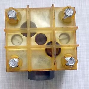 Hydraulic Directional Control Valve Sub Plate G06 003 3 1 Subplate