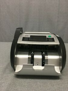 Cash Money Bill Counter External Display Counts Pre owned Free Shipping