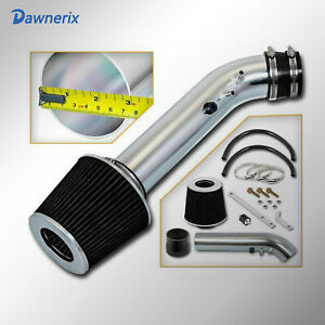 Black Cold Air Intake Kit For For 1999 2000 Honda Civic Hx Ex Si W 1 6l Engine