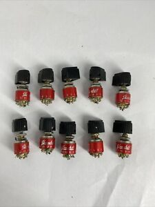 Lot Of 10 Grayhill 12 Position Rotary Switch Potentiometer