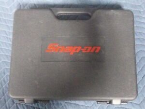 Snap On Case For Cordless Screw Driver Set Cts561 Cts561cl Ct561cls