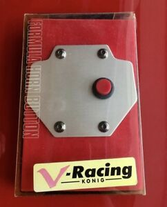 Konig Formula Horn Button For Nardi Personal 6x74mm Steering Wheel New Old Stock
