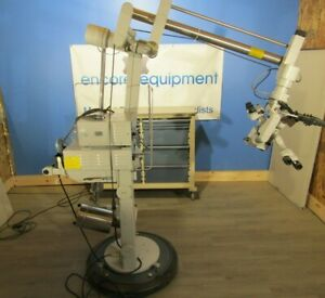 Zeiss Opmi Cs Nc 31 Surgical Microscope With 3 F 170 Binoculars Superlux 300