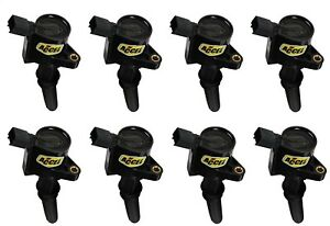 Accel 140032k 8 Ignition Coil Supercoil Ford 2 Valve Modular Engine