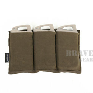 Emerson Fast Draw Rifle Triple Magazine Pouch Molle 5.56 .223 Mag Carrier Holder $18.89