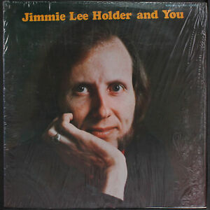 JIMMIE LEE HOLDER: and you RIPCORD 12quot; LP 33 RPM $20.00