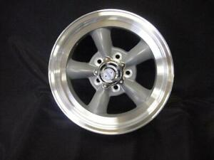 1 15x7 Torq Thrust D Wheels American Racing Ford Mopar 5 On 4 5 Made In Usa