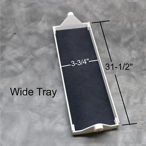 Wide Tray Standard Berg Motion Case Display Tray 31 1 2 X 3 3 4 Inside