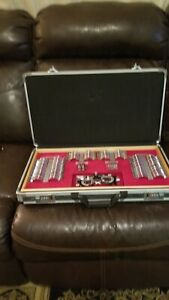 160 Piece Trial Lens Set Brand New In Case Metal