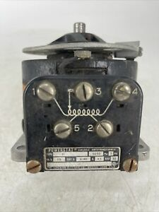Superior Electric Powerstat Variable Autotransformer Type 21